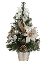 Kerstboom met led-lampjes