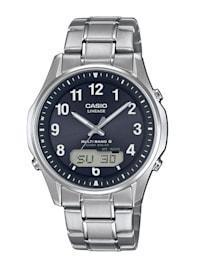 Herren-Solar-Funk-Uhr Chronograph LCW-M100TSE-1A2ER