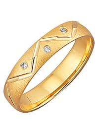 Förlovningsring i klassisk design