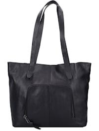 Shopper Tasche Leder 32,5 cm