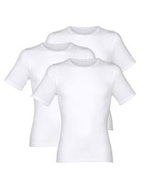 Unterhemden im 3er-Pack in bewährter Markenqualität