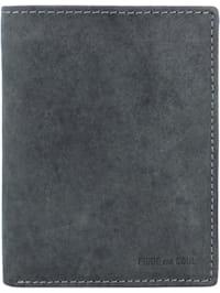 Geldbörse RFID Leder 9,5 cm