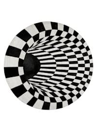 Leder-Teppich