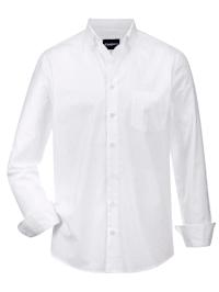 Ľanová košeľa so strečovým efektom