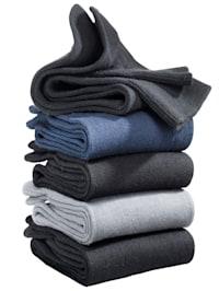 Herren 5er Pack Socken in verschiedenen Farben