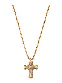 Halsband – kors Jacques Lemans