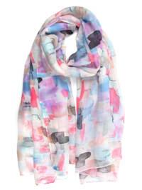 Schal Pennylin mit bunten Farben