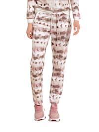 Jogpants met grafisch patroon