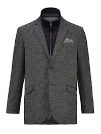 Veste de costume pour l'intérieur et l'extérieur