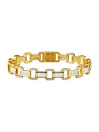 Bracelet avec zirconia