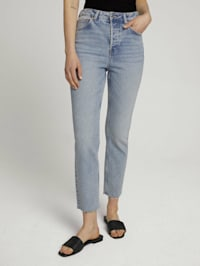 Lotte Slim Straight Jeans