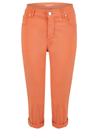 Jeans 'Cici TU Tape' mit Coloured Denim