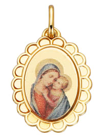 Anhänger Maria mit Kind