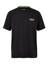 Funkčné tričko z rýchloschnúcej bavlnenej zmesi