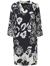 Abendkleid Kleid mit 3/4-Raglanarm