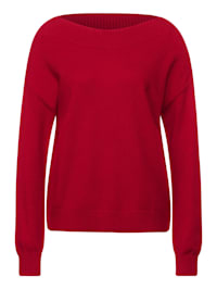 Softer U-Boot Pullover