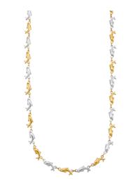 Halsband i guld 14 k