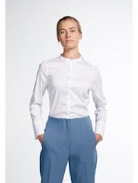 Langarm Bluse MODERN CLASSIC unifarben