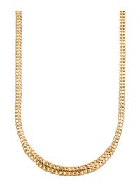 Halsband av guld 14 k