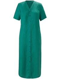 Abendkleid Kleid aus 100% Leinen
