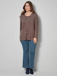 Jeans in bootcut-model
