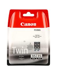 Tinte Tinte schwarz PGI-35 Twin Pack