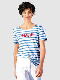 Tričko s moderním potiskem