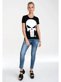 T-Shirt Punisher mit lizenziertem Originaldesign