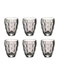 Wasserglas 6er Set Brindisi