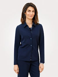 Jacket in a lightweight fabric