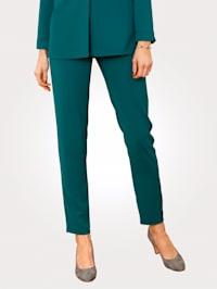 Bukse med avsmalnende ben