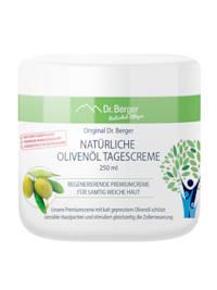 """Natürliche Olivenöl Tagescreme """"für samtig weiche Haut"""