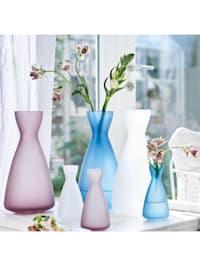 Vase 28 cm satiniert Milano