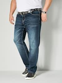Jeans van jogdenim