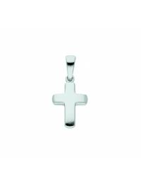 Damen & Herren Silberschmuck 925 Silber Kreuz Anhänger