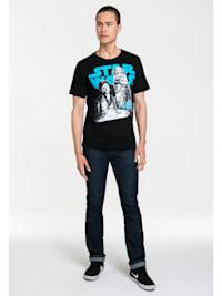 T-Shirt A Star Wars Story Han Solo & Chewbacca mit auffälligem Print