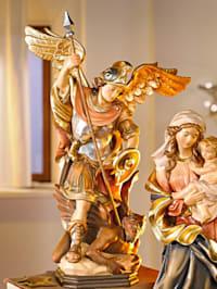 "Heiligenfigur ""Heiliger Michael"""