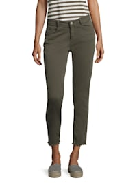 Slim Fit-Jeans Slim Fit Colored denim
