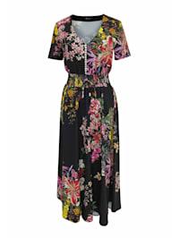 Sommerkleid mit Blumenprint