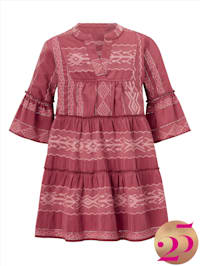 Kids Tunikakleid mit Boho-Muster, Jubiläumskollektion