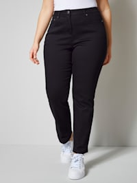 Jeans met corrigerend effect