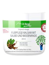 Fußpflege-Balsam mit Salbei und Weidenrinde