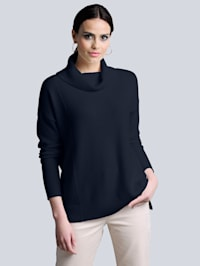 Pullover aus reiner hochwertiger Kaschmirqualität