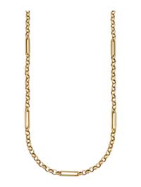 Halskette in Gelbgold 585