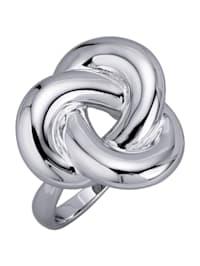 Damesring van echt zilver