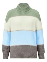 Pullover mit Lurexdetails