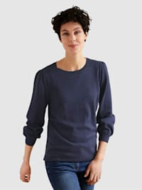Pullover mit Ballonärmel
