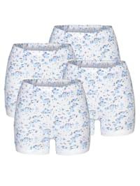 Kalhotky s krátkým střihem