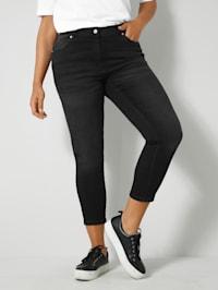 Jeans med push up-effekt