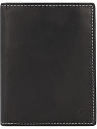 Dallas Geldbörse Leder 10 cm